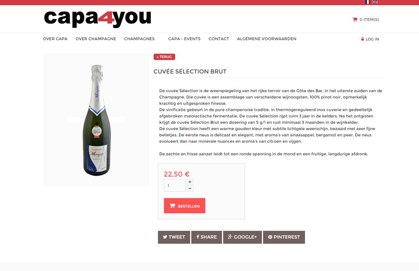 Capa4You Champagne 2