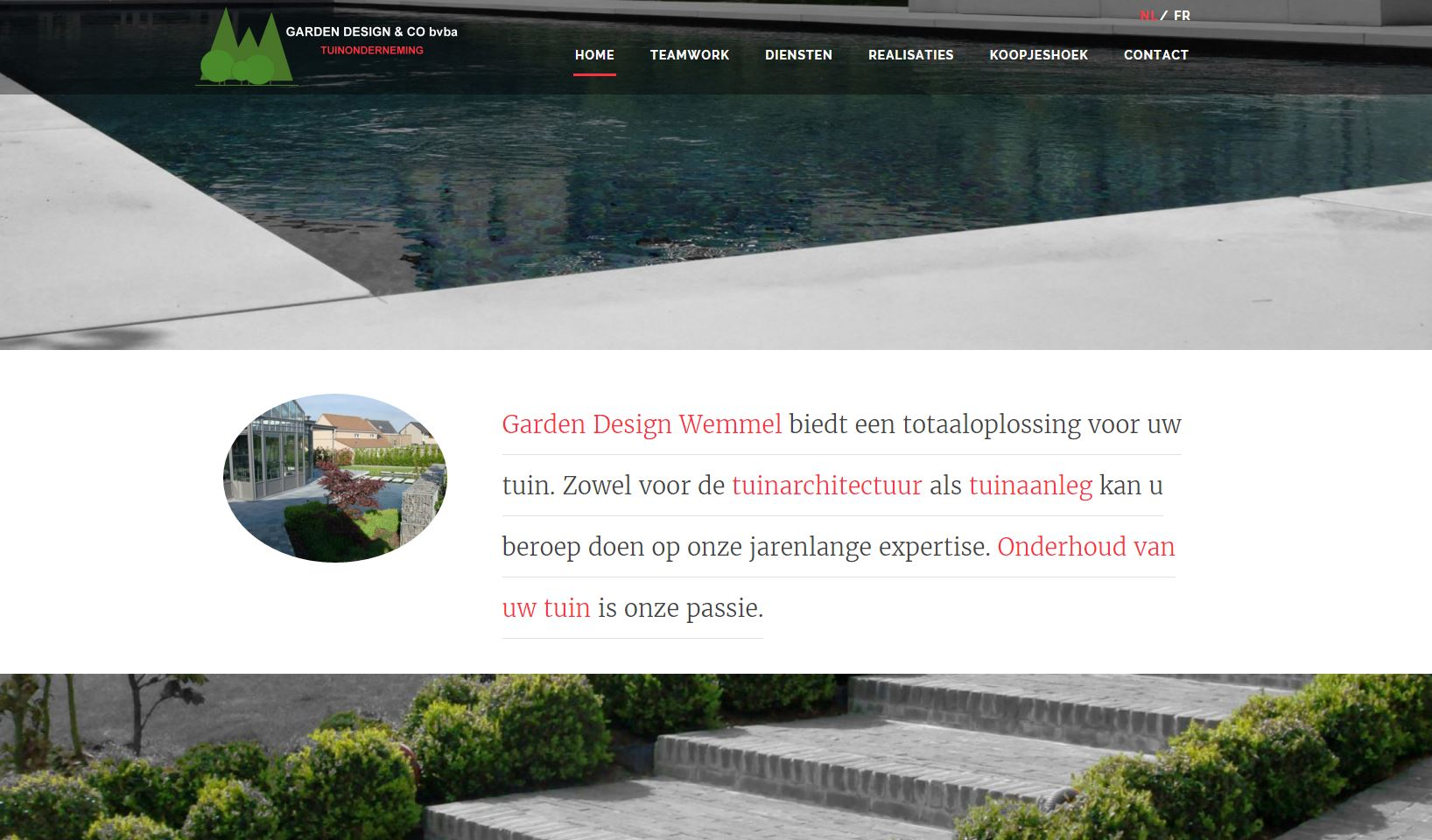 Garden design 0