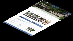 Realisatie Sinergio webdesign
