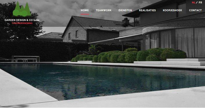 Sinergio Webdesign Garden Design