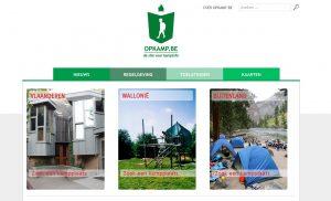 opkamp website online sinergio