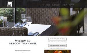 De Poort van Cyriel restaurant in Opdorp
