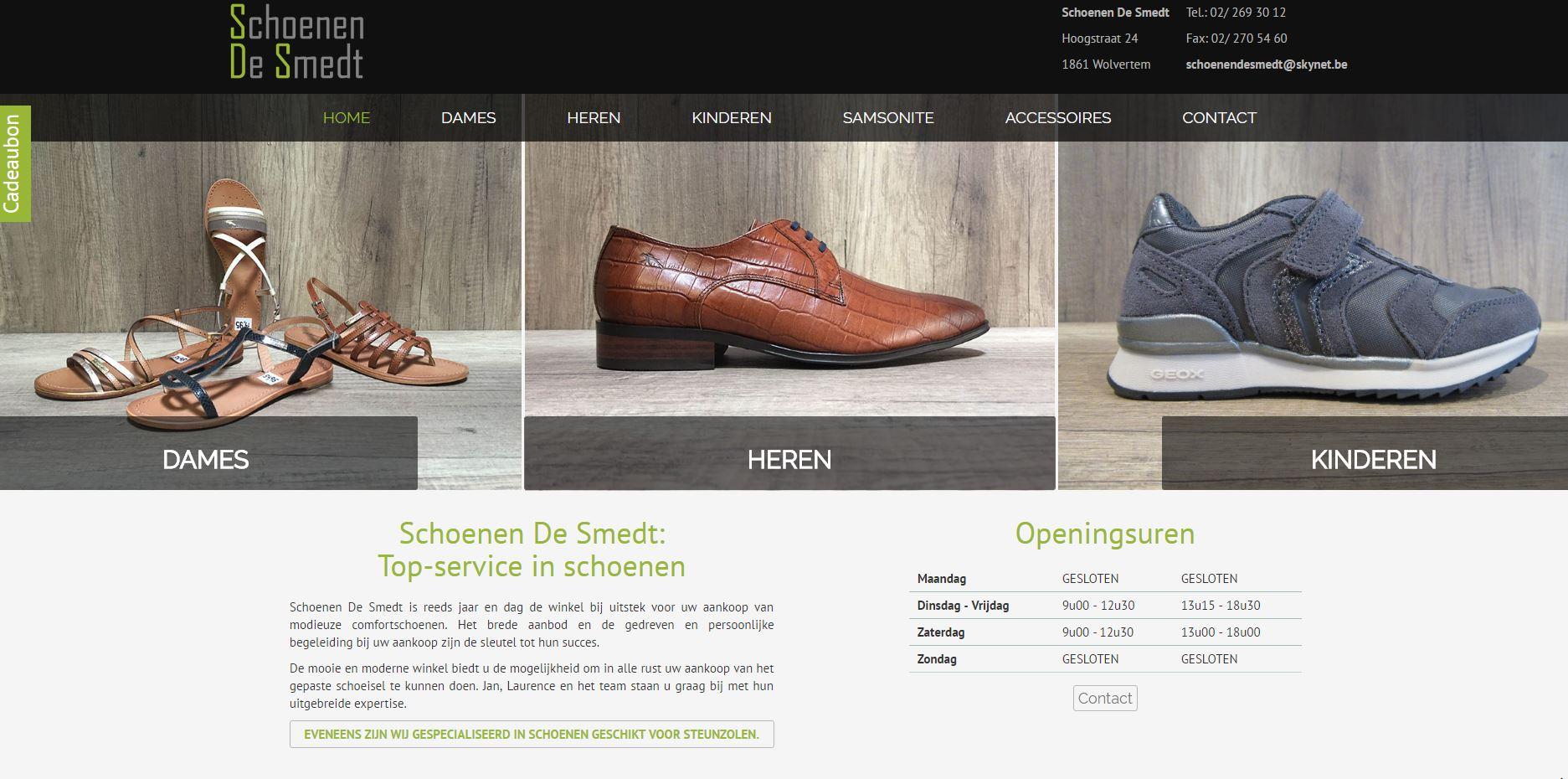 Schoenen De Smedt 0