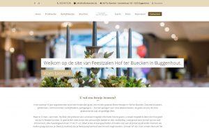 Hof ter Buecken feestzaal Buggenhout - nieuwe website