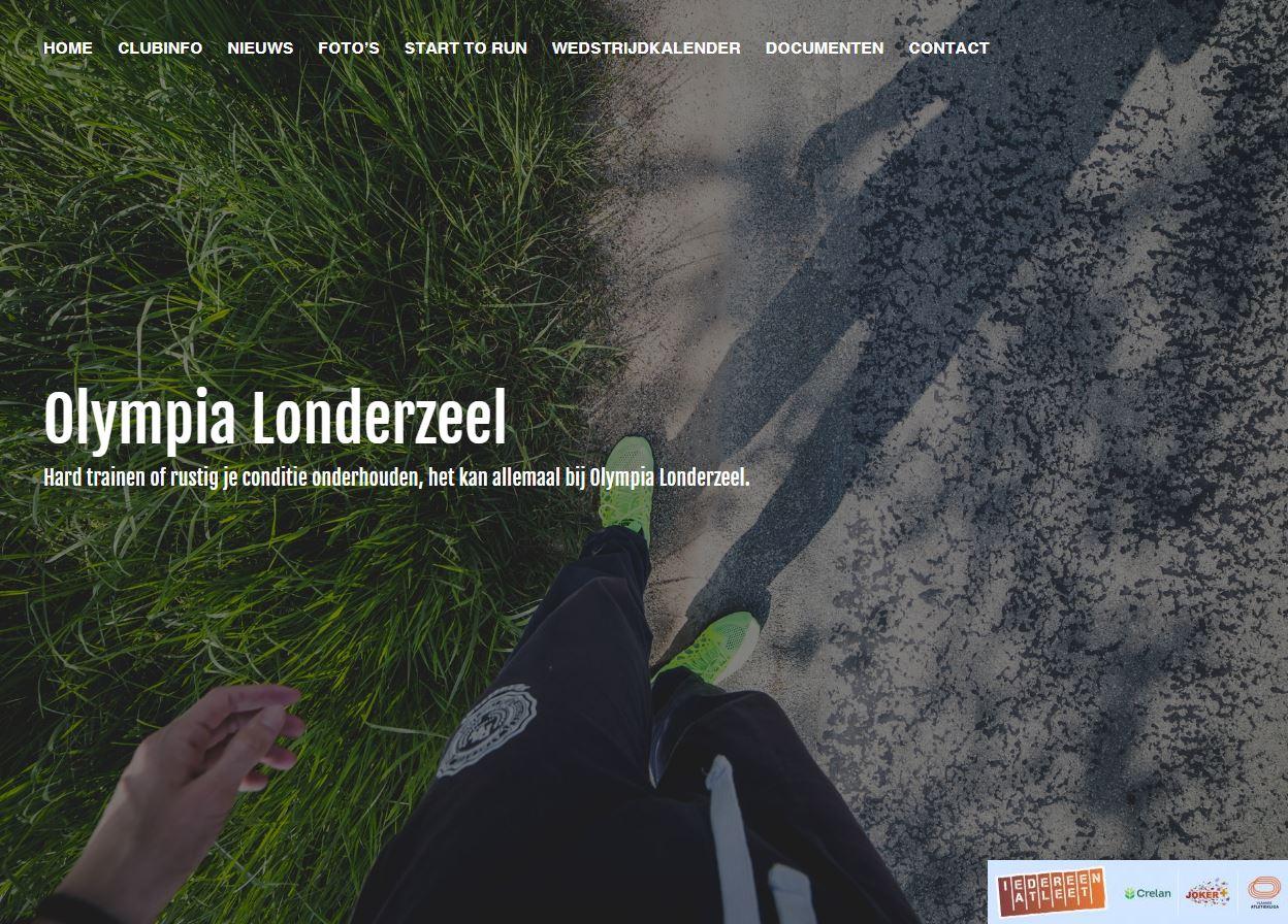 Sportief online bij Olympia Londerzeel 0