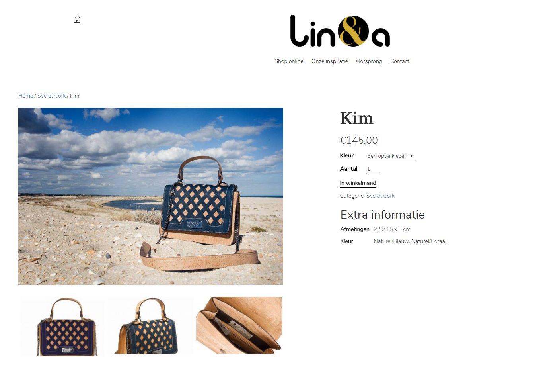 Linea shop online 2