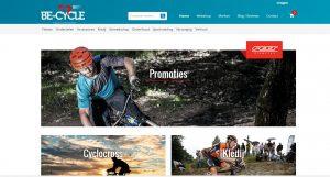 becycle buggenhout online winkel fiets