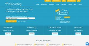 sinergio siohosting website
