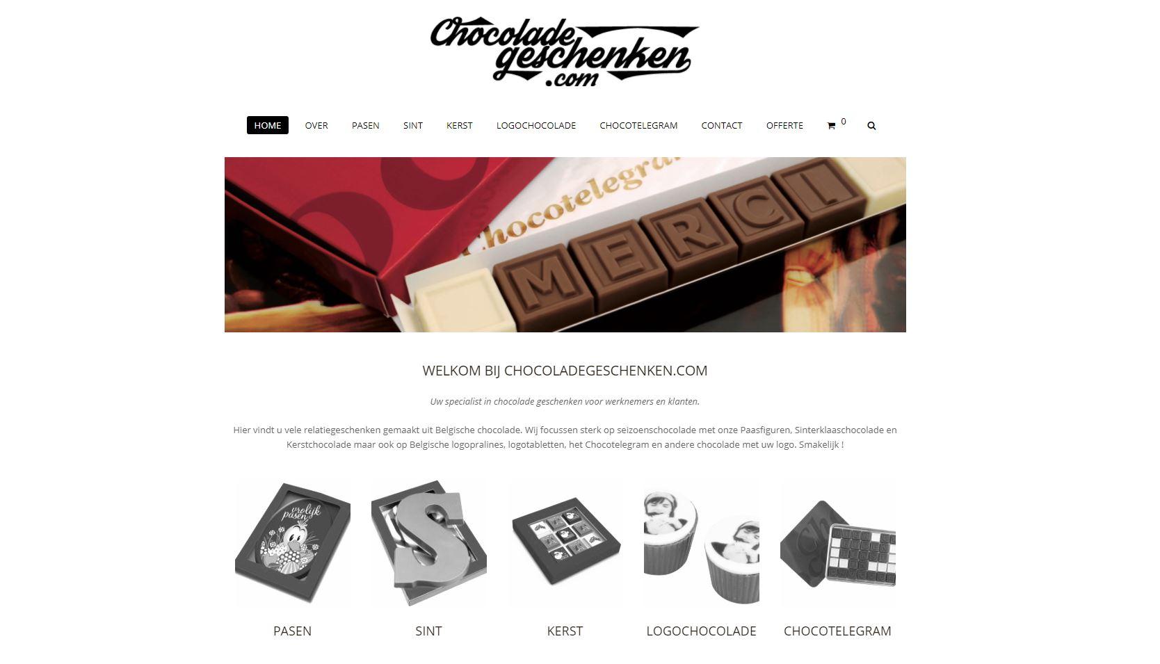Chocoladegeschenken 1