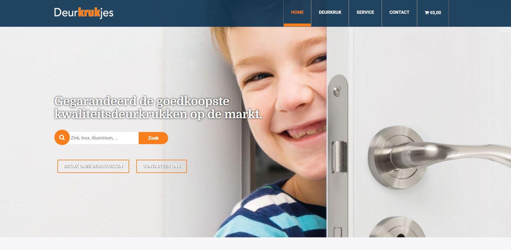 deurkruk online kopen bij deurkrukjes