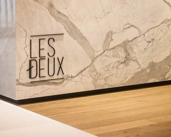 Webshop in samenwerking met kassasysteem voor Shop Les Deux