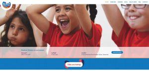milakampen website vernieuwd door sinergio