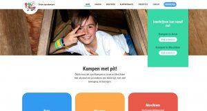 okido online inschrijven voor kamp