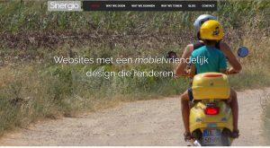 website sinergio vernieuwd