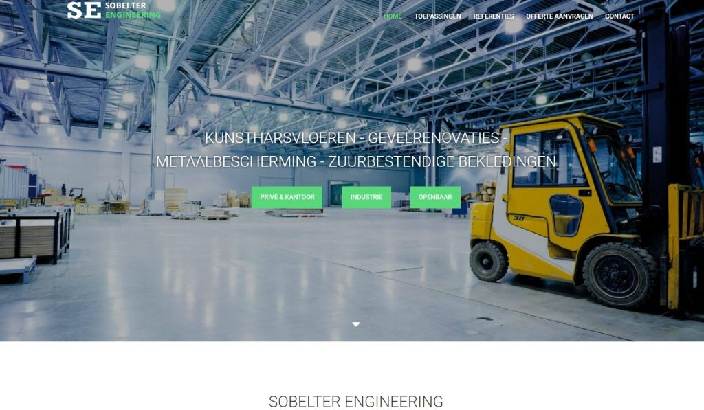 Sobelter Engineering Londerzeel