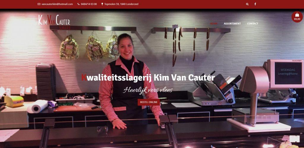 Kim Van Cauter slagerij