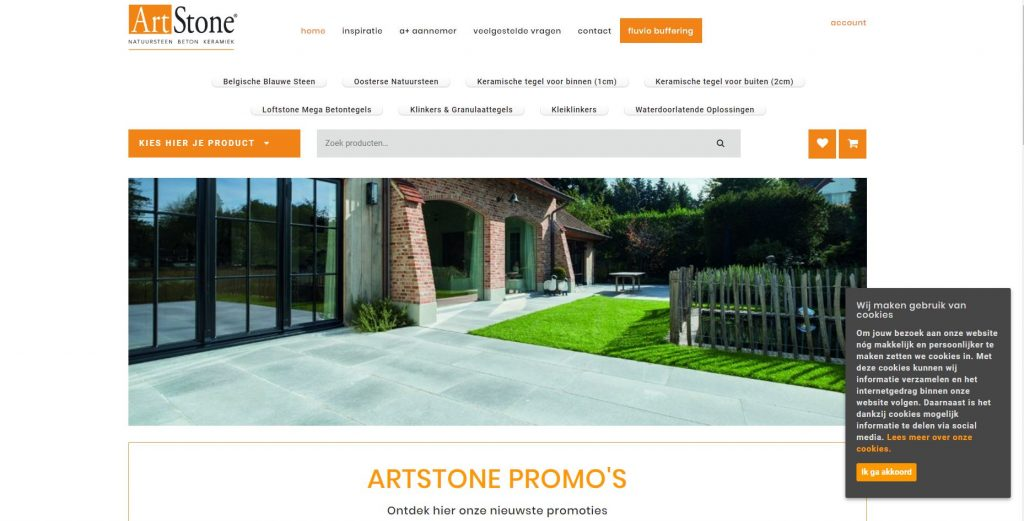 website artstone