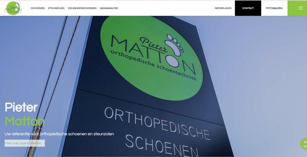 Pieter Matton orthopedie