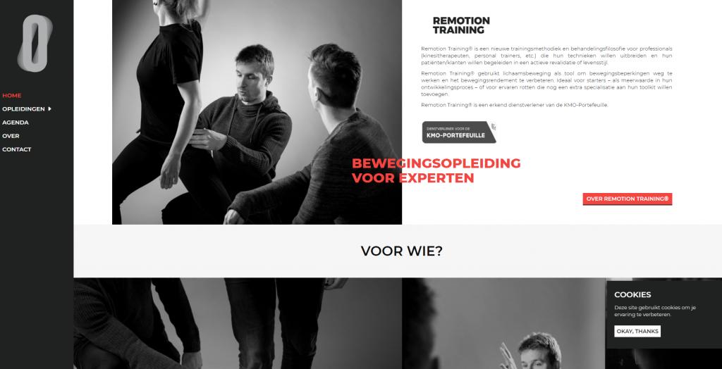 Remotion Training Mechelen